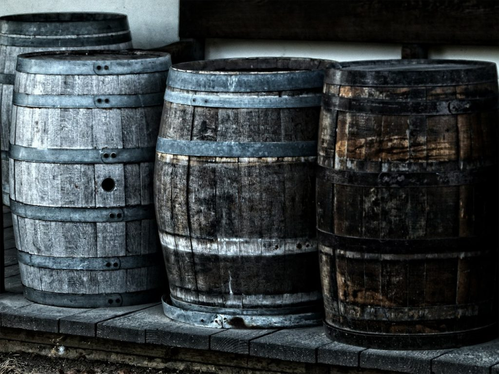 Wooden Barrels, The Gunpowder Plot, The History of Guy Fawkes - by Immortal Wordsmith