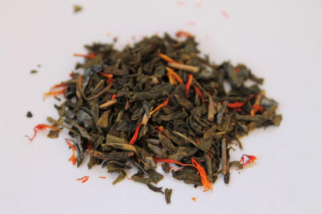 Superberry samba loose tea from Zest Tea