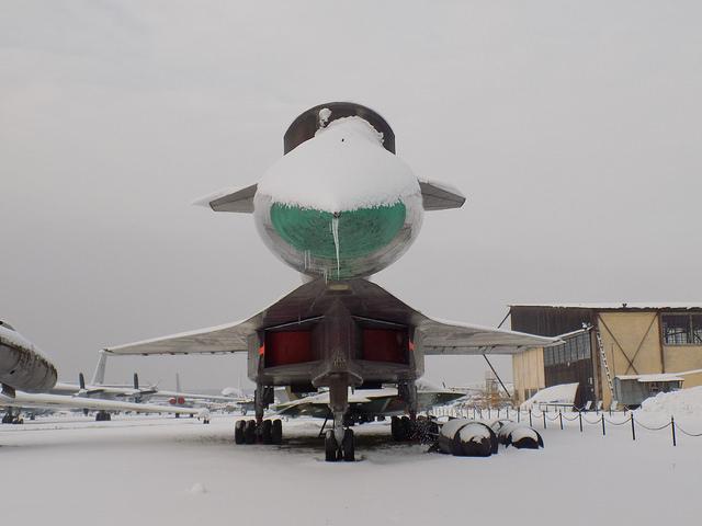 Sukhoi T4