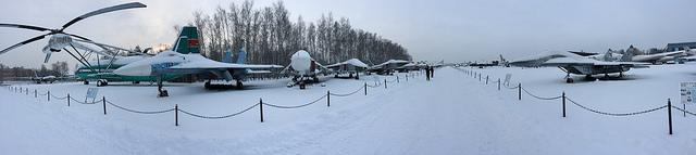 monino russia museum