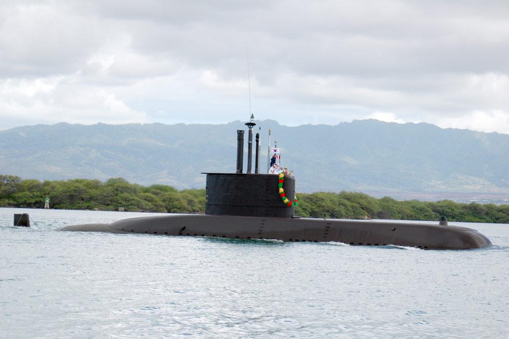 type 209 submarine