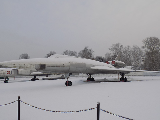 Tupolev TU-22  Backfire