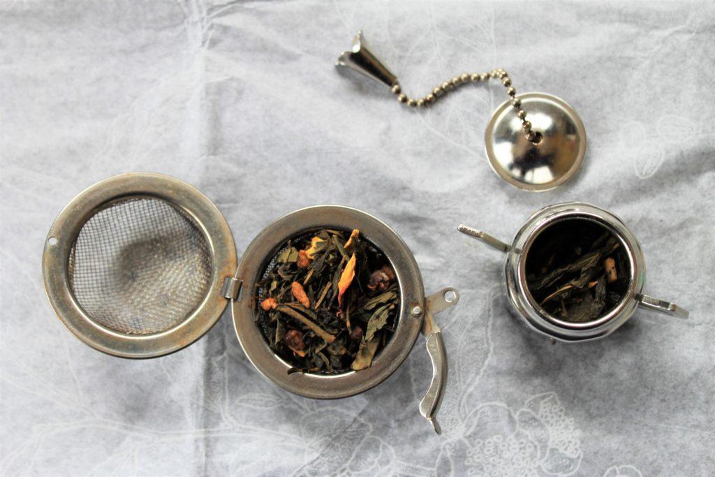 metal loose leaf tea infusers