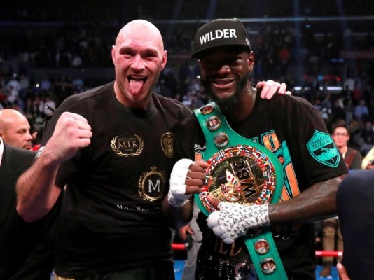 Tyson Fury: Boxing's Odd One Out