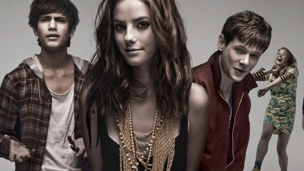 Cast of Skins season 3 and 4