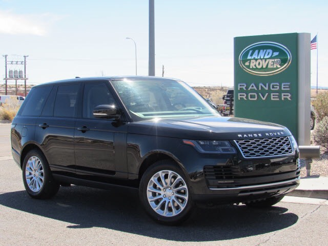 Range Rover HSE in Black