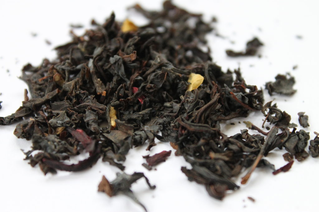 zest tea blue lady loose leaf