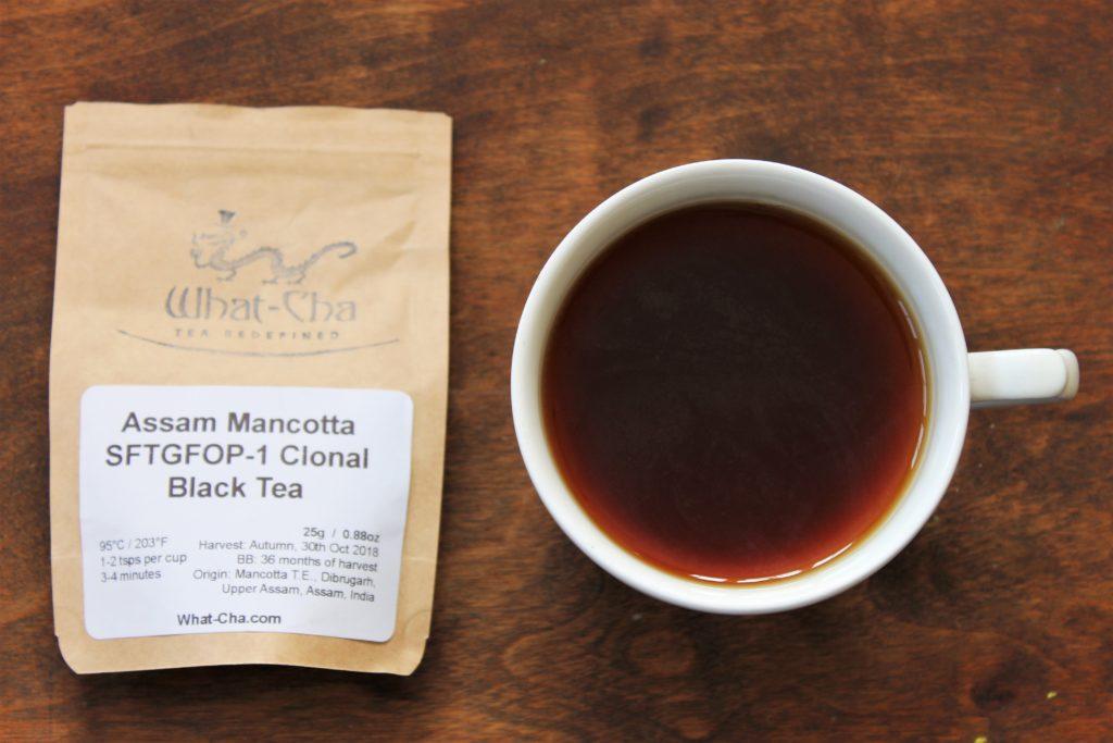 what-cha india assam mancotta tea review