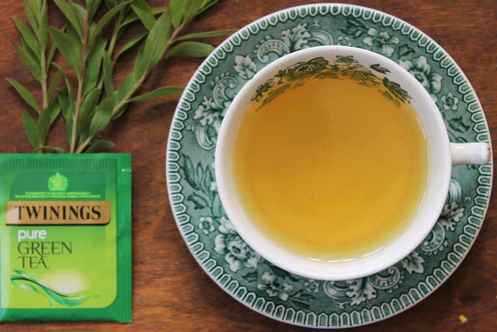 twinings sencha green tea
