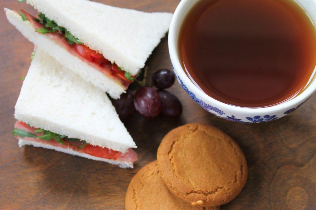 afternoon tea snacks