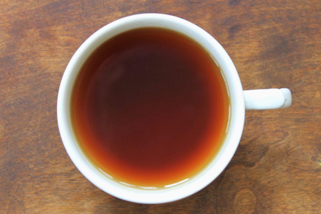black afternoon tea blend