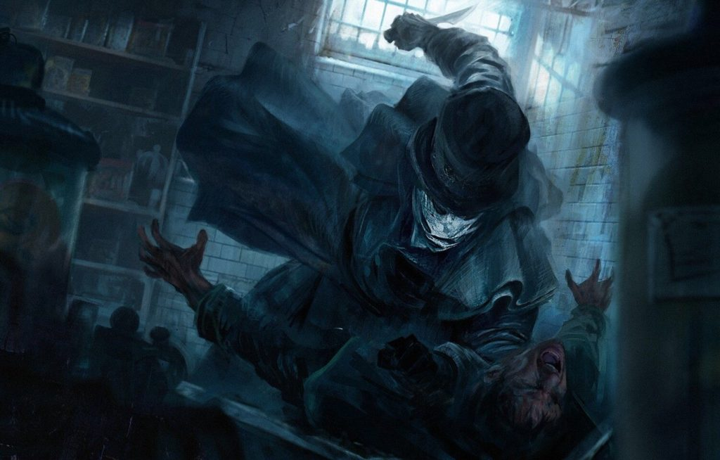jack the ripper theory artwork