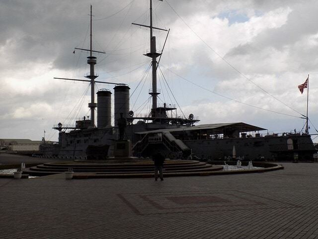 japanese mikasa battleship