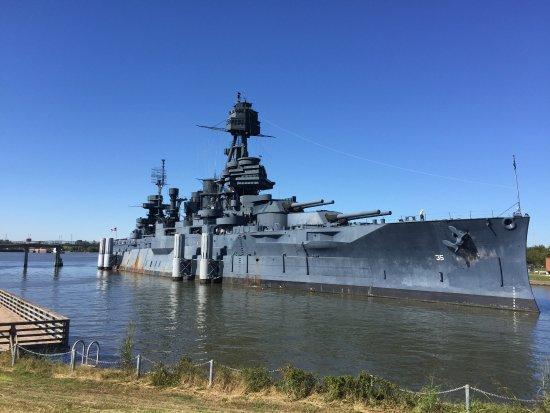 USS texas battleship