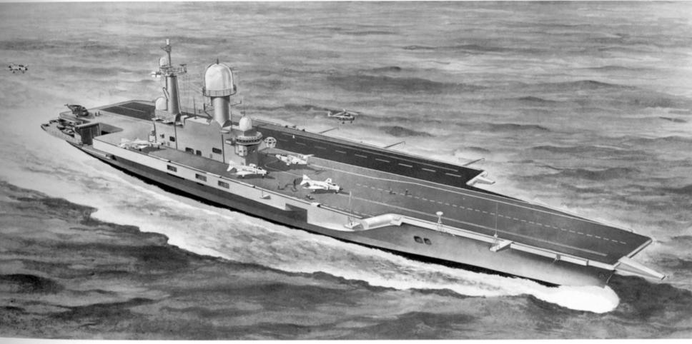 cva01 aircraft carrier