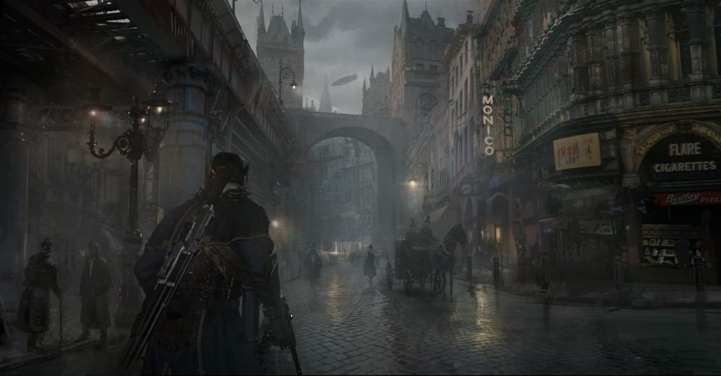 gameplay the order 1886