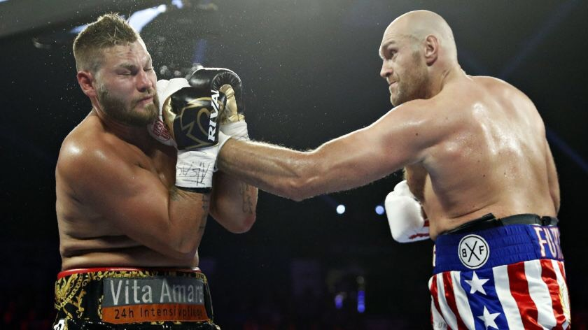 My Top 10 Biggest Punchers in Heavyweight History