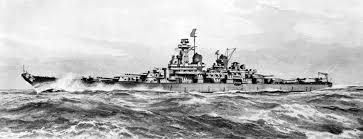 Montana class battleship