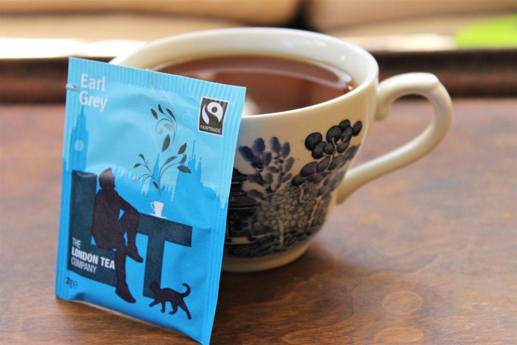 london tea company earl grey tea bag