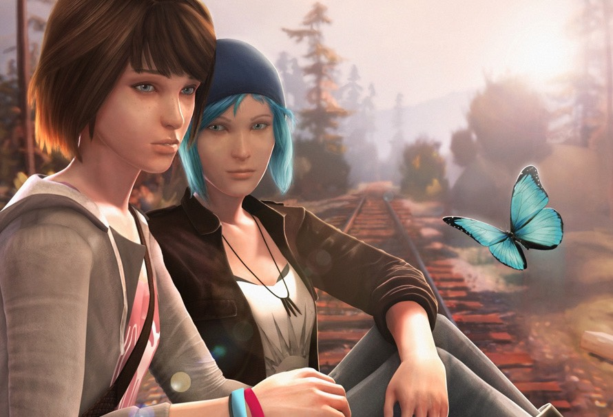 chloe and max life is strange game