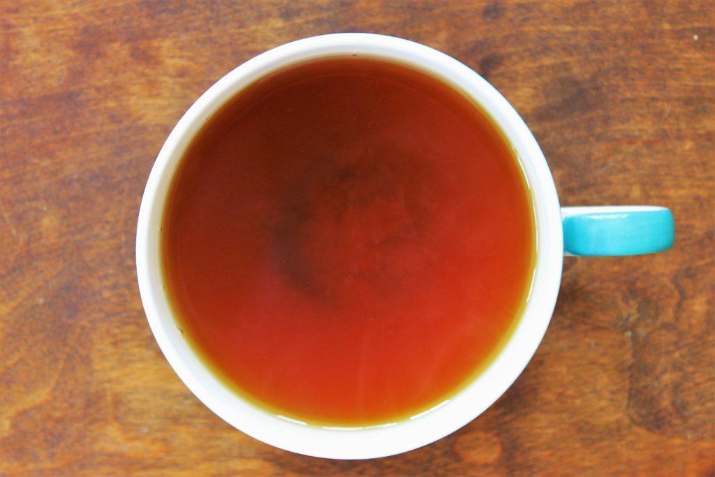 assam vanilla tea