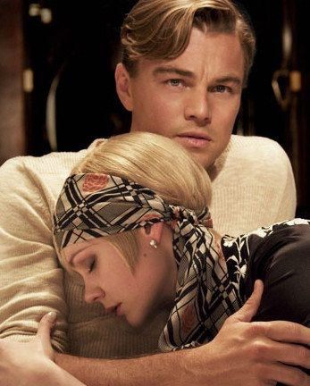 why does daisy cry about shirts in the great gatsby