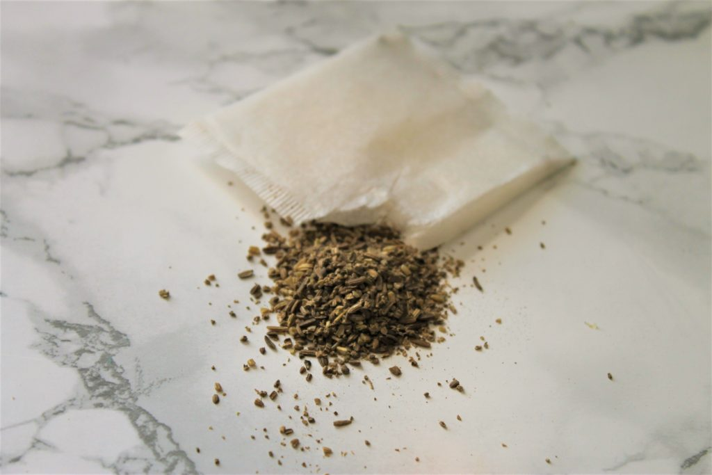 fennel tea bag