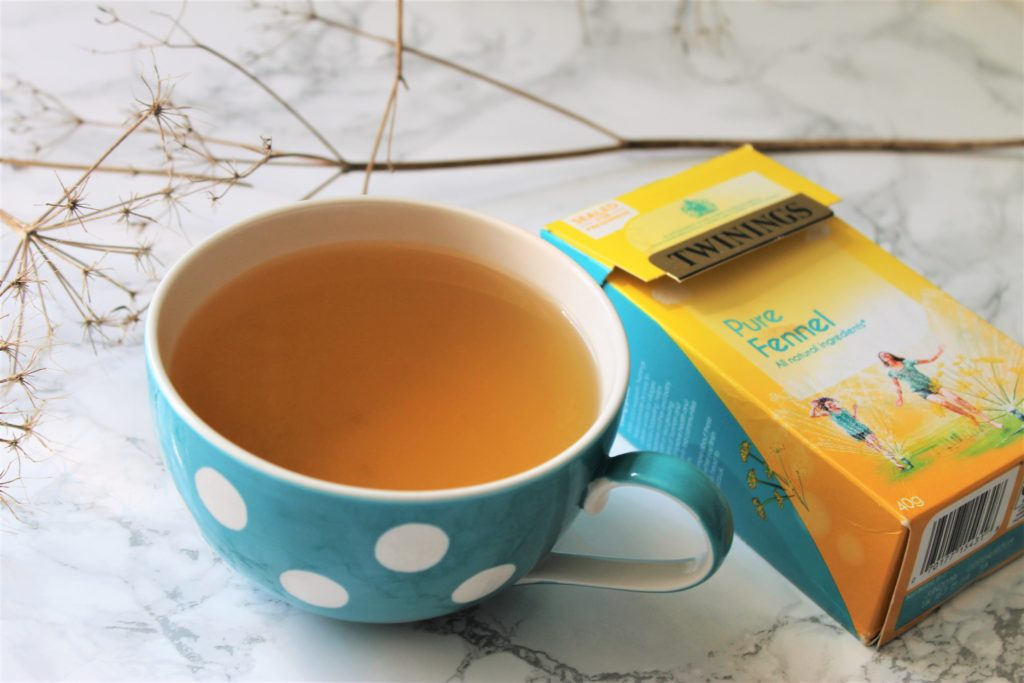 twinings pure fennel tea