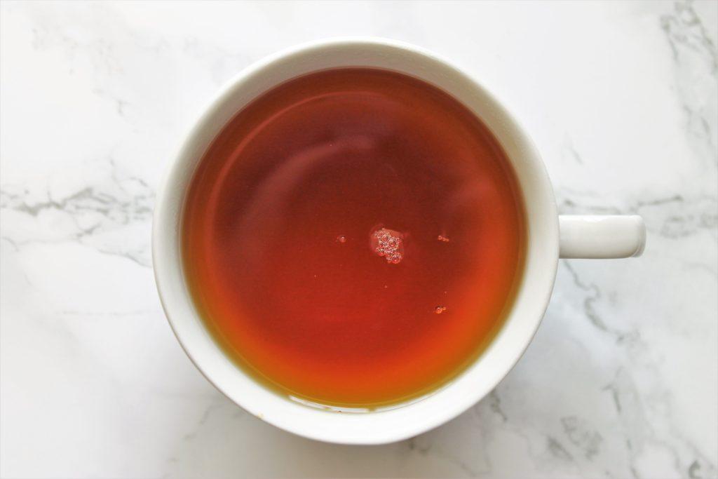 golden amber tea
