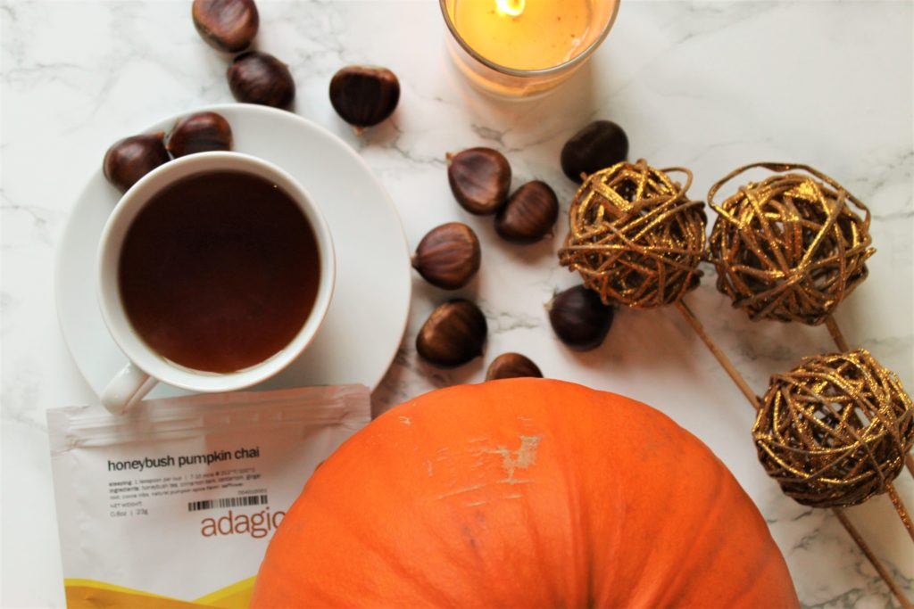 adagio honeybush pumpkin chai review