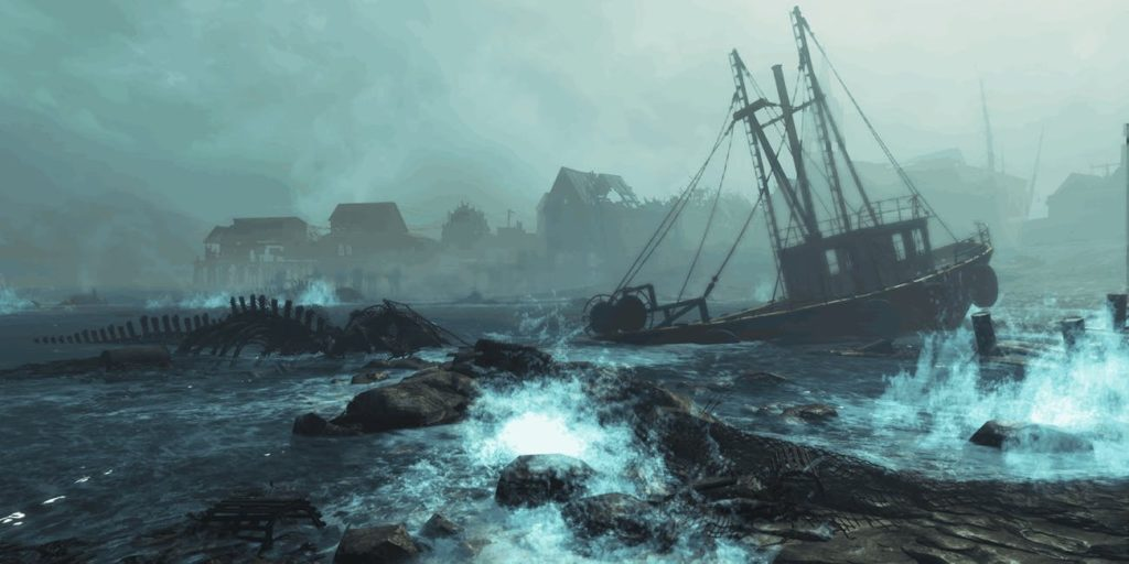 far harbor open world video game