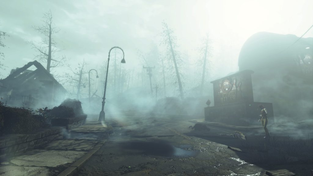 far harbor compared to fallout 4